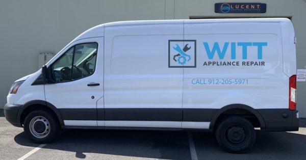 witt appliance repair in savannah